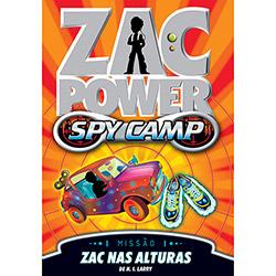 Zac Power Spy Camp: Zac nas Alturas