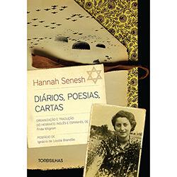 Hannah Senesh: Diários, Poesias, Cartas