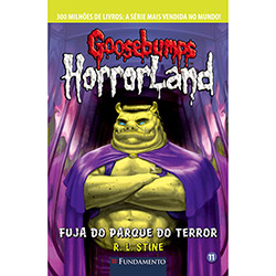 Goosebumps Horrorland: Fuja do Parque do Terror - Vol.11