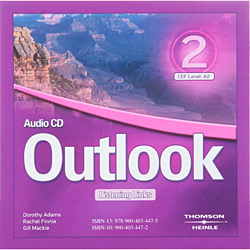 Cd-audio -outlook- Level 1