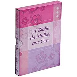 Bíblia da Mulher Que Ora - Primavera