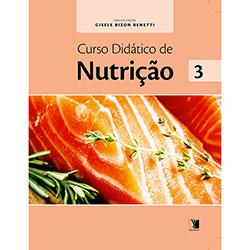 Curso Didático de Nutrição - Vol.3