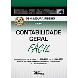 Contabilidade Geral Fácil (2013 - Edição 9)