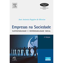 Empresas na Sociedade: Sustentabilidade e Responsabilidade Social