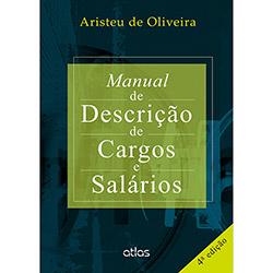 Manual de Descrição de Cargos e Salários (2013 - Edição 4)