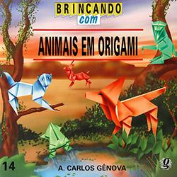 B.c.animais em Origami