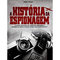 Historia da Espionagem, a (2013 - Edição 1)