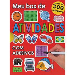 Meu Box de Atividades - 3 Livros