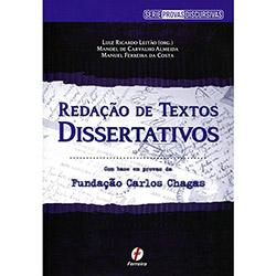 Redação de Textos Dissertativos: Com Base em Provas da Fundação Carlos Chagas (2013 - Edição 1)