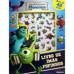 Universidade Monstros - Livro de Imas Fofinhos