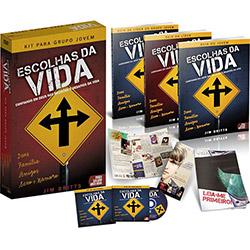 Kit Escolhas da Vida: Confiando em Deus nas Decisões e Desafios da Vida