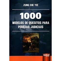 1000 Modelos de Quesitos para Perícias Judiciais (2013 - Edição 1)