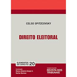 Elementos do Direito: Direito Eleitoral - Vol.20