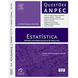 Estatística - Questões Anpec
