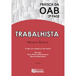 Prática da Oab 2 Fase: Trabalhista