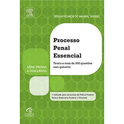 Processo Penal Essencial (2013 - Edição 1)