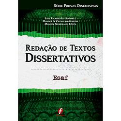 Redaçao de Textos Dissertativos: Esaf