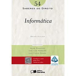 Saberes do Direito: Informática - Vol.54 (2013 - Edição 1)