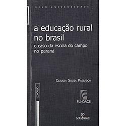 Educacao Rural no Brasil, A