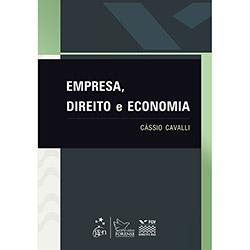 Empresa, Direito e Economia (2013 - Edição 1)