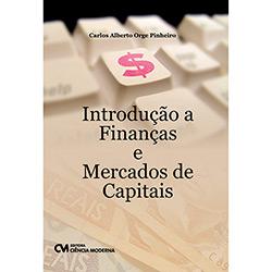 Introdução a Finanças e Mercados de Capitais