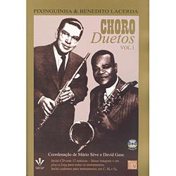 Chorus Dueto - Pixinguinha e Genival Lacerda - Vol. 1