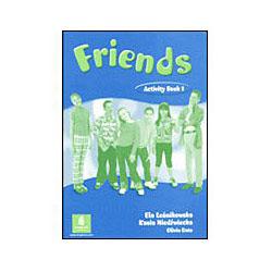 Friends - Activity Book 1