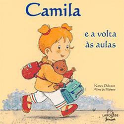 Camila e a Volta as Aulas