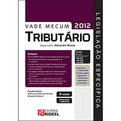 Vade Mecum Tributário 2012 (2012 - Edição 3)