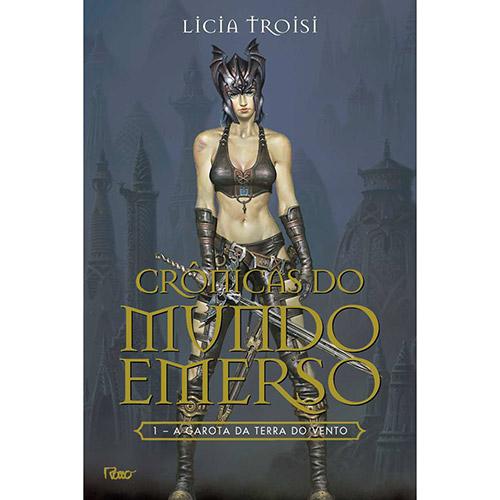 Cronicas do Mundo Emerso - Garota da Terra do Vento, A