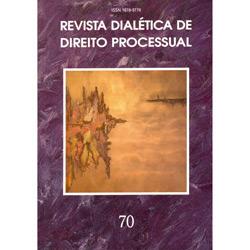 Revista Dialética de Direito Processual - 70