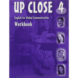 Up Close 4 Workbook