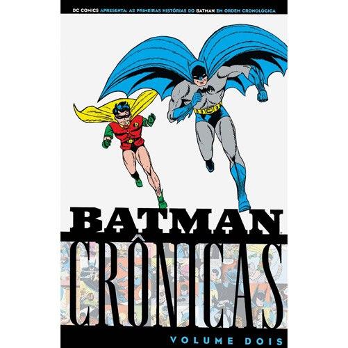 Batman: Crônicas - Volume 02