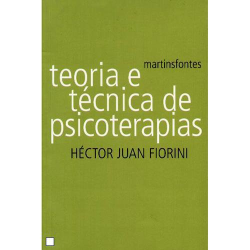 Teoria e Tecnica de Psicoterapias