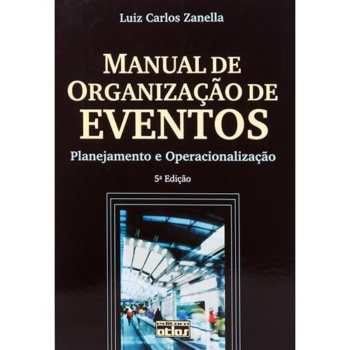 Manual de Organização de Eventos: Planejamento e Operacionalização
