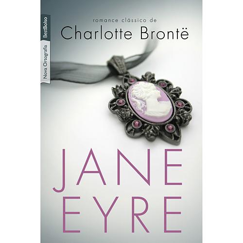 Jane Eyre - Livro de Bolso