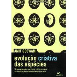 Evolucao Criativa das Especies - Col. Novo Pensamento