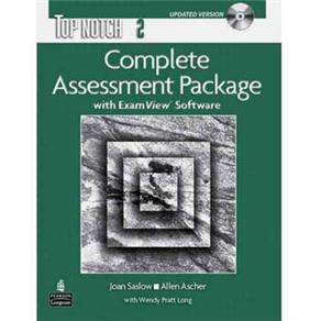 Top Notch Complete Assessment Package 2 With Audio Cd And Examview