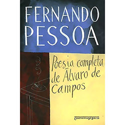 Poesia Completa de Álvaro de Campos- Llivro de Bolso