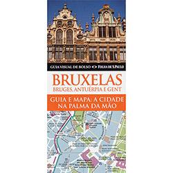 Bruxelas, Bruges, Antuérpia e Gent: Guia Visual de Bolso
