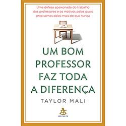 Bom Professor Faz Toda a Diferença, Um