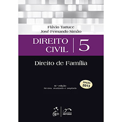 Direito Civil: Direito de Família - Vol.5