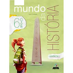 Coleção Mundo da História 6º Ano (2012 - Edição 1)