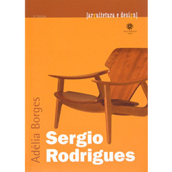 Sergio Rodrigues - Col. Arquitetura e Design
