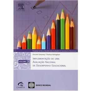 Implementação de uma Avaliação Nacional de Desempenho Educacional (2012 - Edição 1)