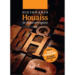 Dicionário Houaiss da Língua Portuguesa - Atualizado Com a Nova Ortografia