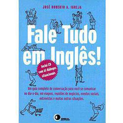 Faletudo em Inglês! Com Cd Àudio