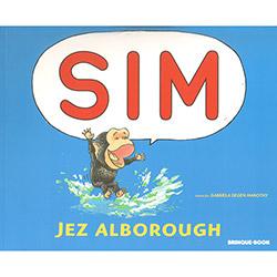 Sim - Jez Alborough