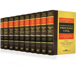 Doutrinas Essenciais: Processo Civil - Volumes - Coleção Completa