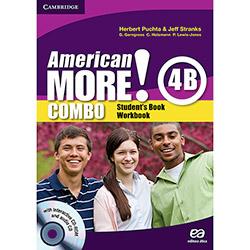 American More! Combo 4b (0 - Edição 1)